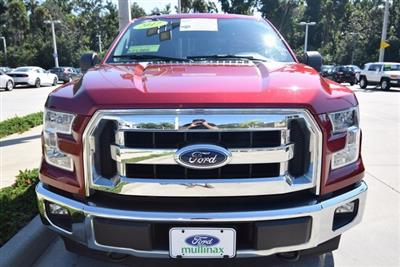 2017 F-150 SuperCrew Cab 4x4,  Pickup #C05541F - photo 5