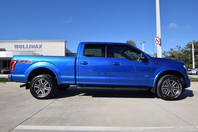 2015 F-150 Super Cab 4x4 Pickup #C40904M - photo 3