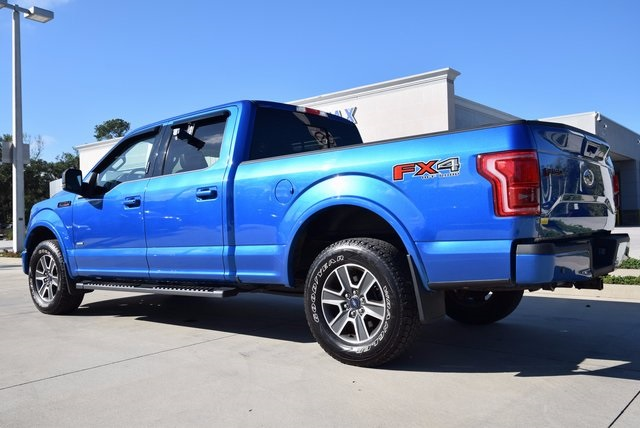 2015 F-150 Super Cab 4x4 Pickup #C40904M - photo 29