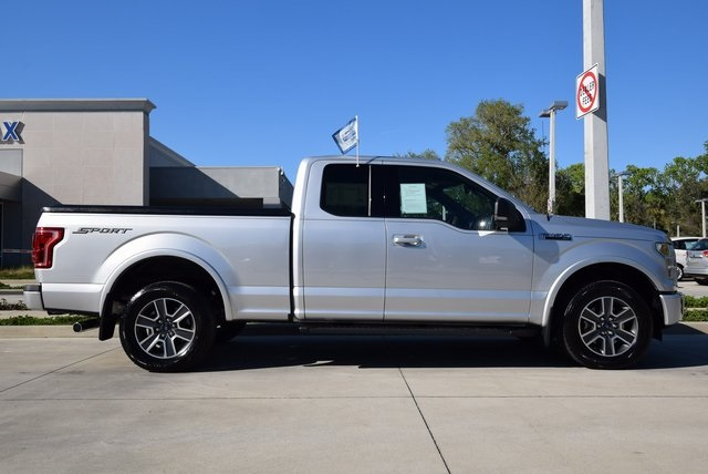 2015 F-150 Super Cab, Pickup #C47738 - photo 8