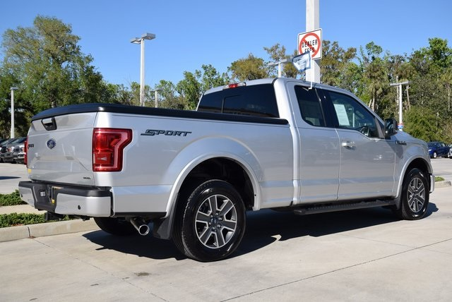 2015 F-150 Super Cab, Pickup #C47738 - photo 2