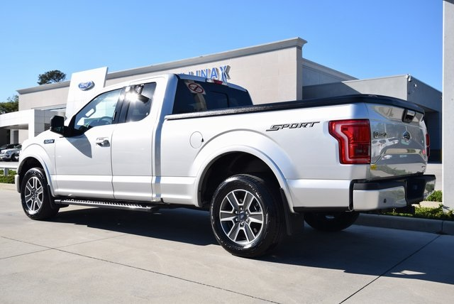 2015 F-150 Super Cab, Pickup #C47738 - photo 4