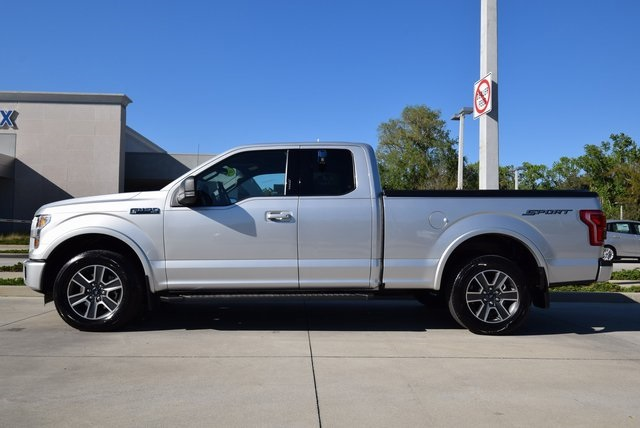 2015 F-150 Super Cab, Pickup #C47738 - photo 5