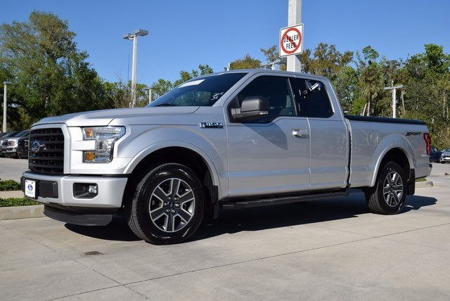 2015 F-150 Super Cab, Pickup #C47738 - photo 6
