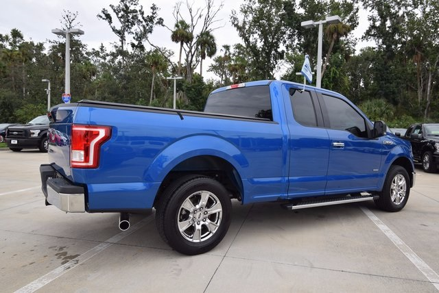 2015 F-150 Super Cab, Pickup #C47859 - photo 8