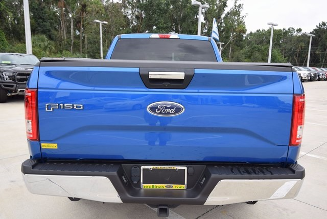 2015 F-150 Super Cab, Pickup #C47859 - photo 4