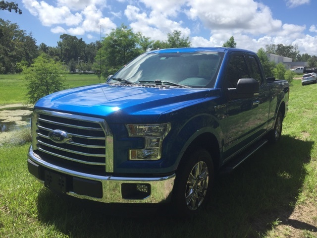 2015 F-150 Super Cab, Pickup #C47859 - photo 3