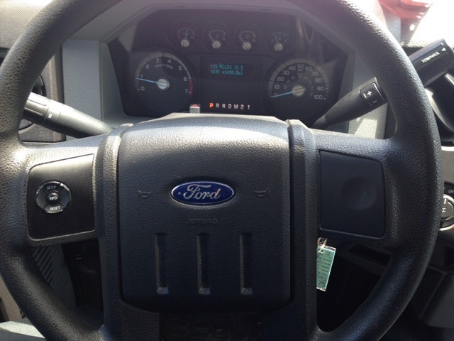 2015 F-250 Crew Cab, Pickup #C64088 - photo 10