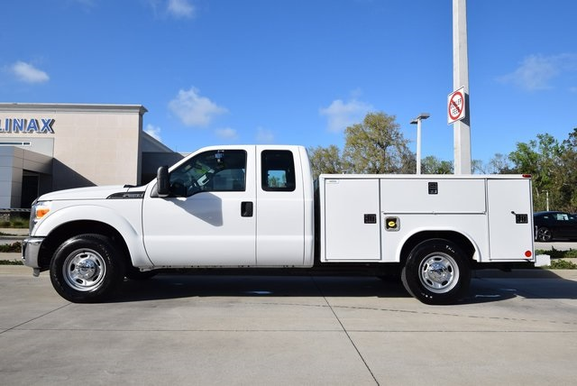2015 F-250 Super Cab, Service Body #C65426 - photo 8