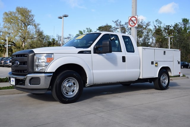 2015 F-250 Super Cab, Service Body #C65426 - photo 4