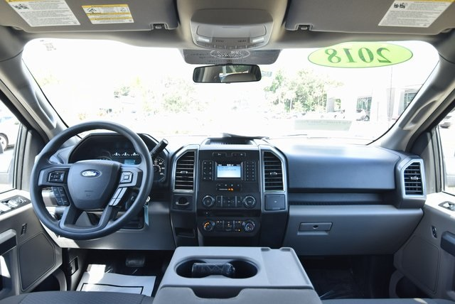 2018 F-150 SuperCrew Cab 4x2,  Pickup #C86646F - photo 19