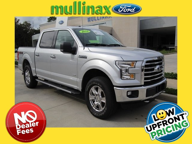 2016 F-150 SuperCrew Cab 4x4,  Pickup #C98897F - photo 1