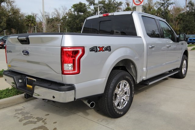 2016 F-150 SuperCrew Cab 4x4,  Pickup #C98897F - photo 2