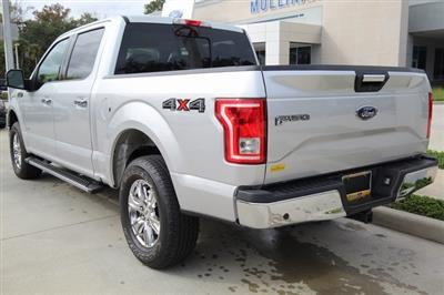 2016 F-150 SuperCrew Cab 4x4,  Pickup #C98897F - photo 3