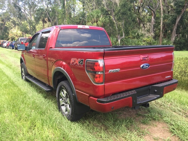 2014 F-150 SuperCrew Cab 4x4, Pickup #C98970M - photo 4