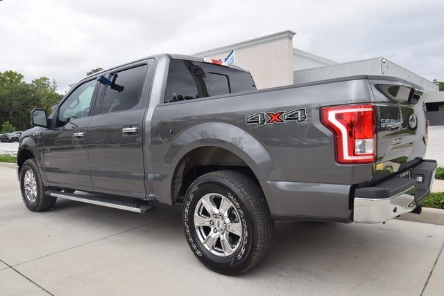 2016 F-150 SuperCrew Cab 4x4, Pickup #D10571F - photo 8