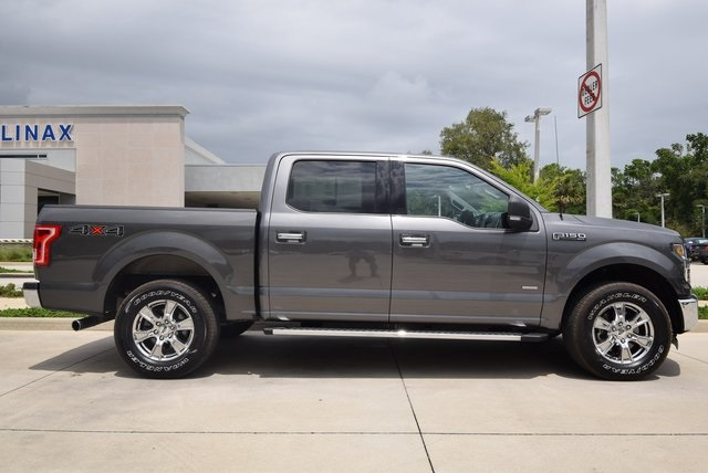 2016 F-150 SuperCrew Cab 4x4, Pickup #D10571F - photo 3