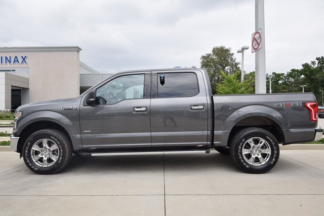 2016 F-150 SuperCrew Cab 4x4, Pickup #D10571F - photo 4
