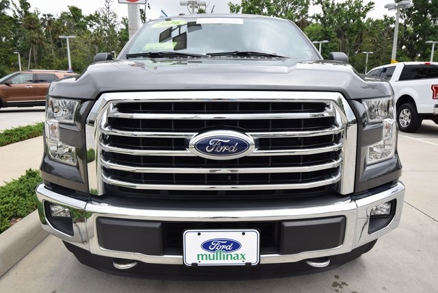 2016 F-150 SuperCrew Cab 4x4, Pickup #D10571F - photo 5