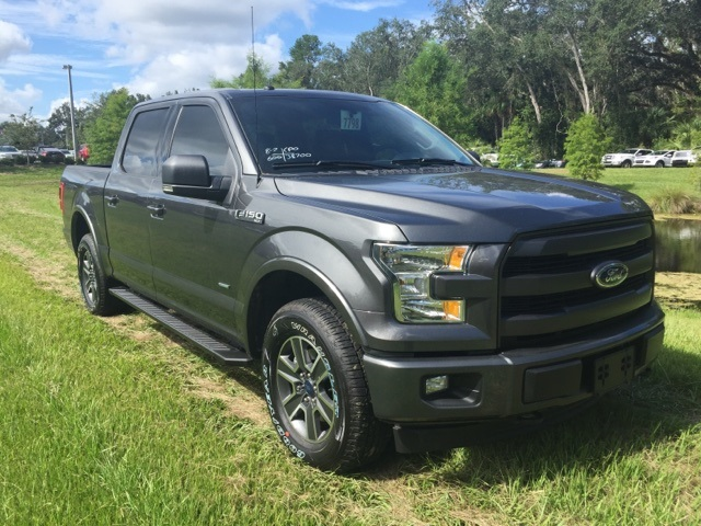 2016 F-150 SuperCrew Cab 4x4, Pickup #D45878M - photo 3