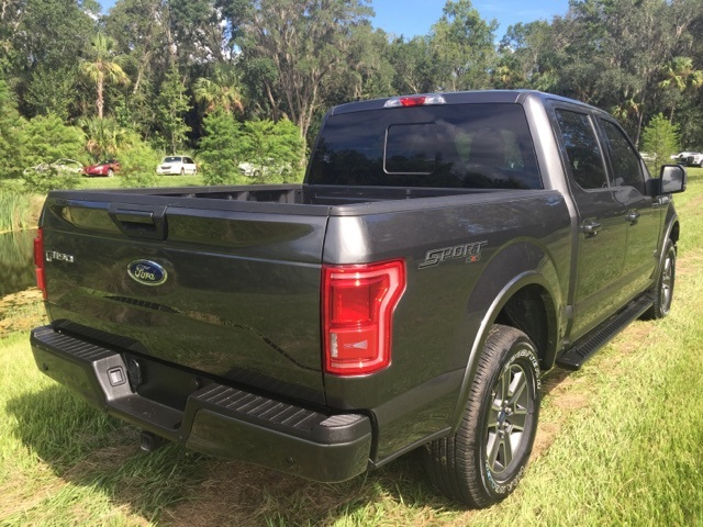 2016 F-150 SuperCrew Cab 4x4, Pickup #D45878M - photo 4