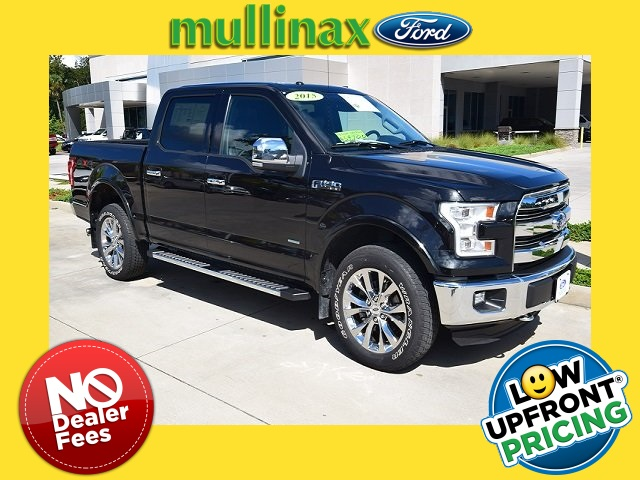 2015 F-150 SuperCrew Cab 4x4,  Pickup #E62099 - photo 1