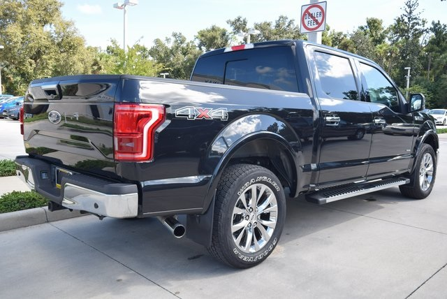 2015 F-150 SuperCrew Cab 4x4,  Pickup #E62099 - photo 2