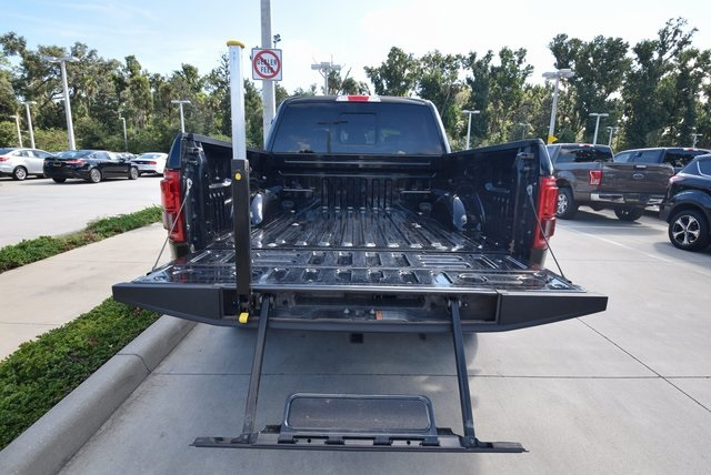 2015 F-150 SuperCrew Cab 4x4,  Pickup #E62099 - photo 9