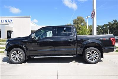 2015 F-150 SuperCrew Cab 4x4,  Pickup #E62099 - photo 8