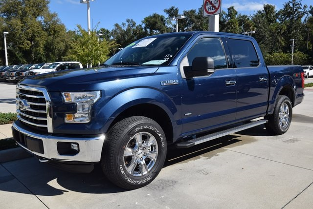 2016 F-150 SuperCrew Cab 4x4,  Pickup #F43889F - photo 6