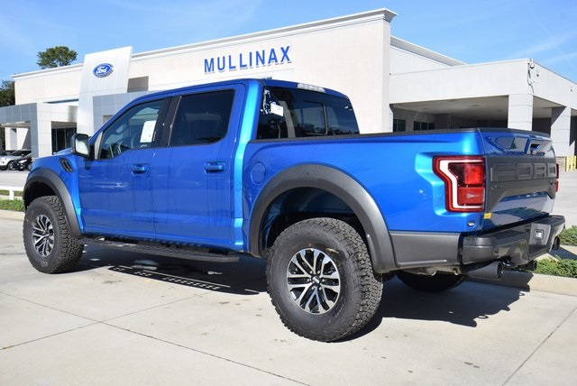 2019 F-150 SuperCrew Cab 4x4,  Pickup #FA08617 - photo 3