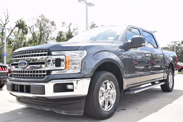 2018 F-150 Crew Cab, Pickup #FA14315 - photo 24