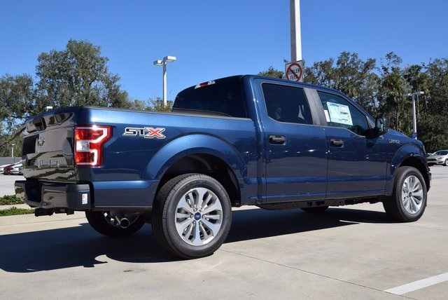 2018 F-150 Crew Cab Pickup #FA14318 - photo 2