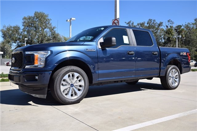 2018 F-150 Crew Cab Pickup #FA14318 - photo 23