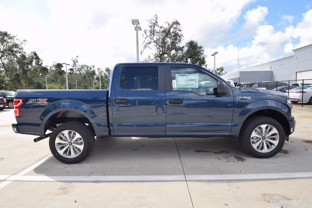 2018 F-150 Crew Cab 4x4, Pickup #FA28002 - photo 3