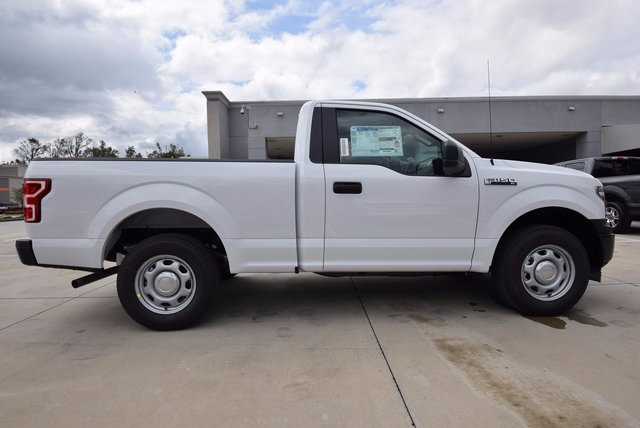 2018 F-150 Regular Cab Pickup #FA57597 - photo 3