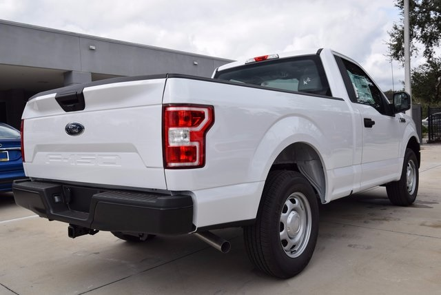 2018 F-150 Regular Cab Pickup #FA57597 - photo 2