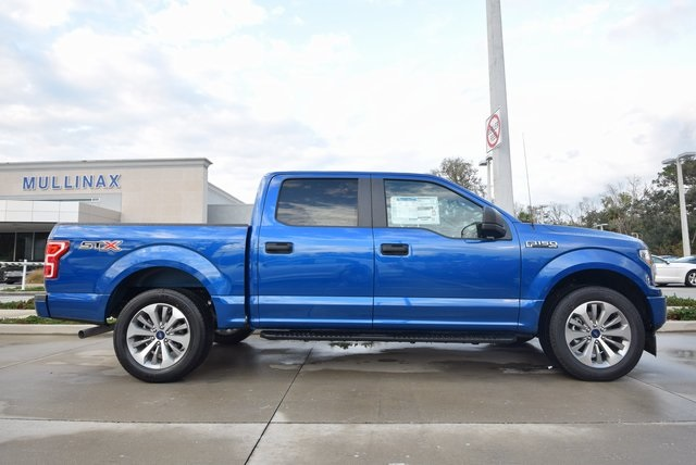 2018 F-150 SuperCrew Cab, Pickup #FB52222 - photo 3