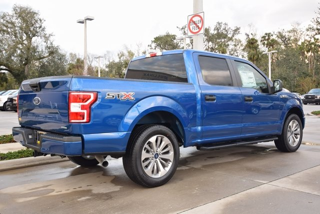 2018 F-150 SuperCrew Cab, Pickup #FB52222 - photo 2