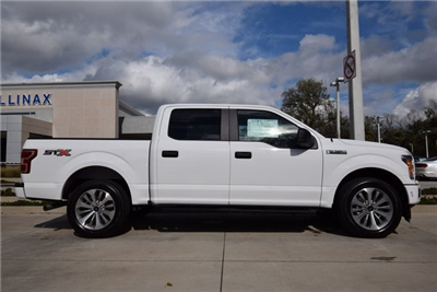 2018 F-150 SuperCrew Cab 4x2,  Pickup #FB52223 - photo 3