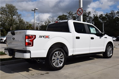 2018 F-150 SuperCrew Cab 4x2,  Pickup #FB52223 - photo 2