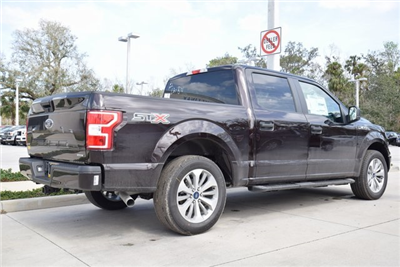 2018 F-150 SuperCrew Cab, Pickup #FB52224 - photo 2