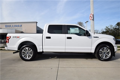 2018 F-150 SuperCrew Cab,  Pickup #FB81141 - photo 3