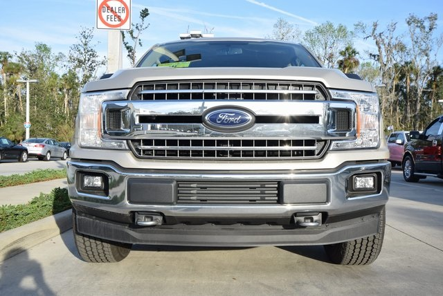 2018 F-150 SuperCrew Cab 4x4,  Pickup #FB81148 - photo 24