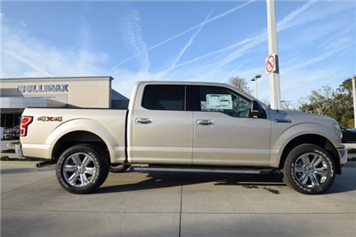 2018 F-150 SuperCrew Cab 4x4,  Pickup #FB81148 - photo 3