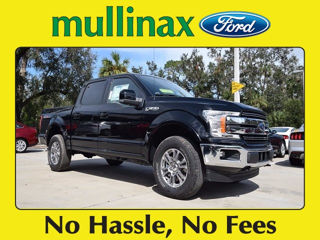 2018 F-150 Crew Cab 4x4 Pickup #FC19566 - photo 1