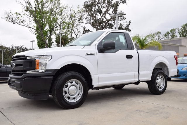 2018 F-150 Regular Cab, Pickup #FC31406 - photo 20