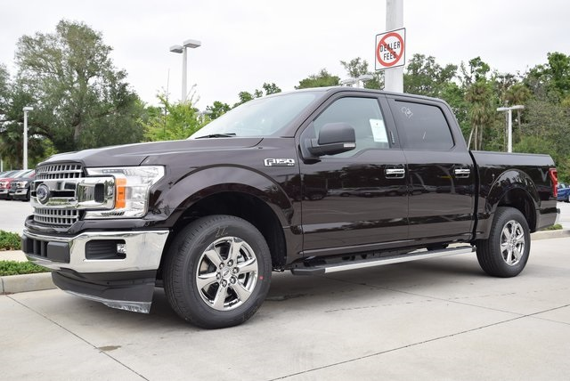 2018 F-150 SuperCrew Cab 4x2,  Pickup #FC60848 - photo 4