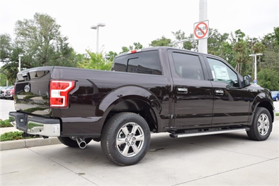 2018 F-150 SuperCrew Cab 4x2,  Pickup #FC60848 - photo 2