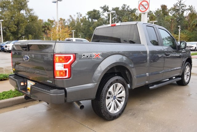 2018 F-150 Super Cab 4x2,  Pickup #FC69876 - photo 2